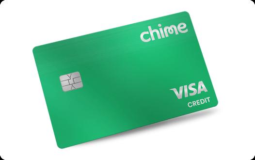 Chime Credit Builder Metal Card