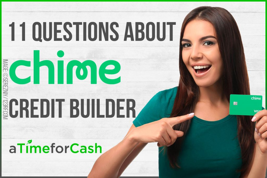 Chime Credit Builder Questions